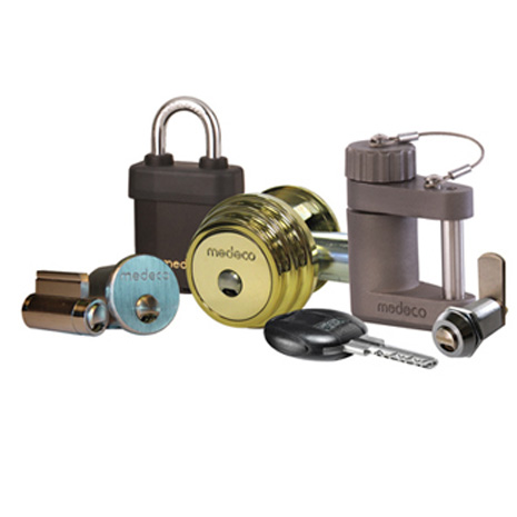 High security products